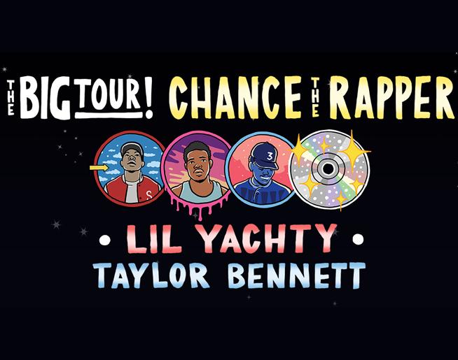 Chance The Rapper // 2.22.20 @ Sprint Center