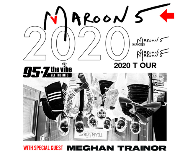 Maroon 5 // 8.27.2020 @ Sprint Center