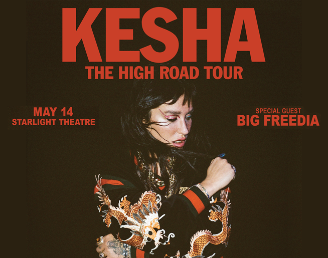 Kesha // 5.14.20 @ Starlight Theatre