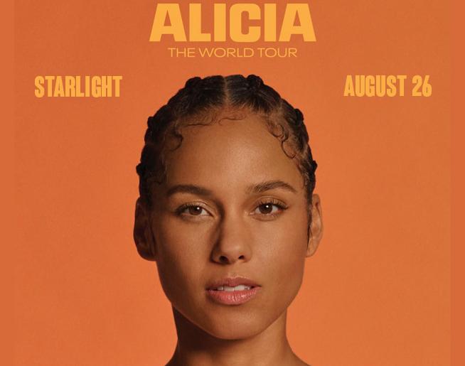 Alicia Keys // 8.26.20 @ Starlight Theatre