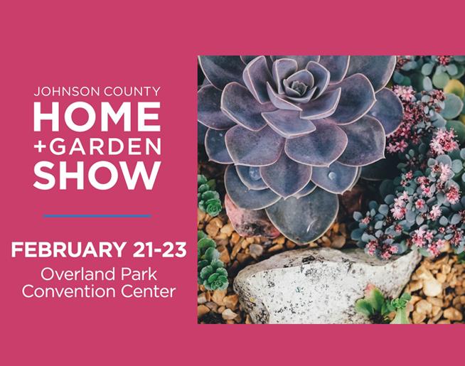 JOCO Home & Garden Show – Feb. 21-23