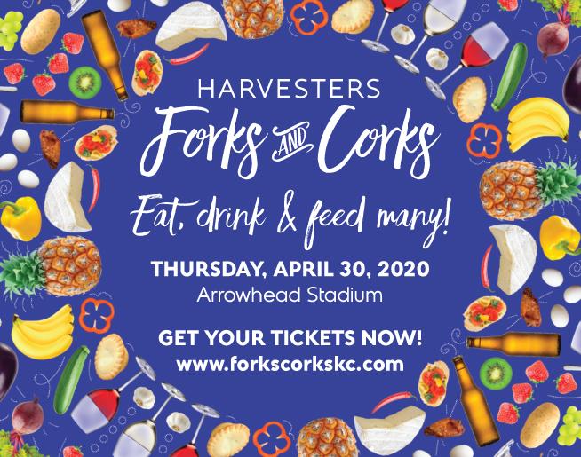 POSTPONED: Forks & Corks – April 30th