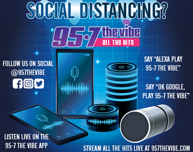 Social Distancing – Stay Connected!