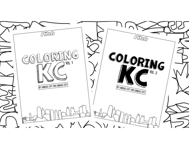 Coloring KC from The Pitch!