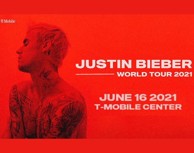 Justin Bieber // 6.16.21 @ T-Mobile Center