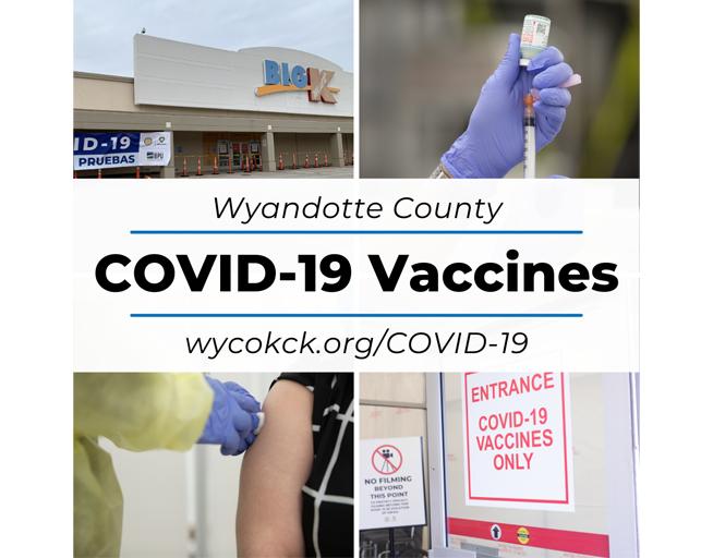 Wyandotte County Covid-19 Vaccines
