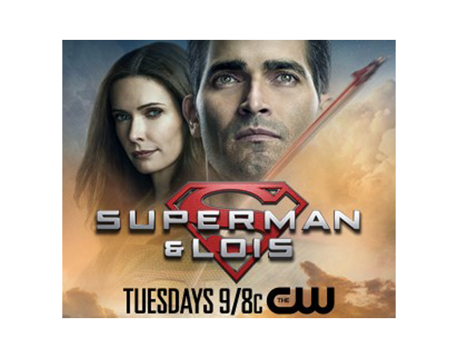 The CW's Superman & Lois // WIN $100