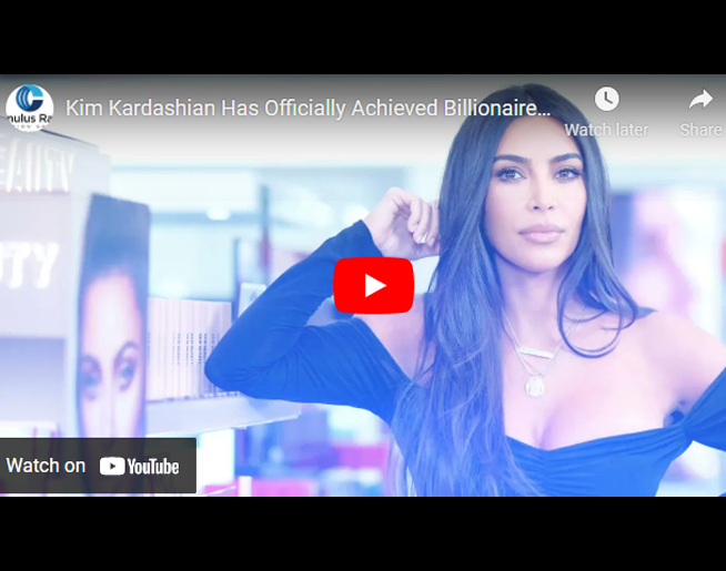 Kim Kardashian Has Officially Achieved Billionaire Status