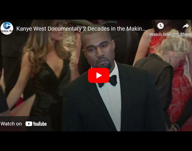 Kanye West Documentary 2 Decades in the Making Bought by Netflix for $30 Million