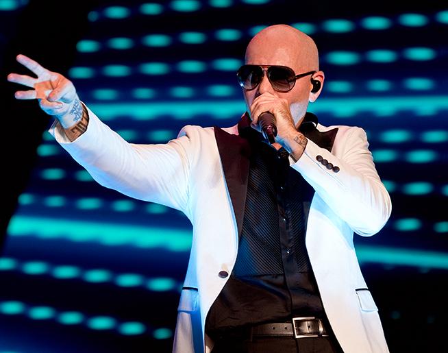Pitbull w/Iggy Azalea // 10.6.21 @ Starlight