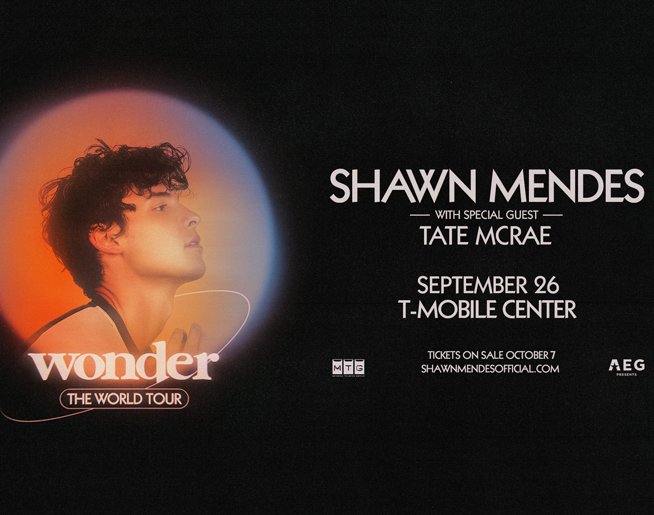 Shawn Mendes // 9.26.22 @ T-Mobile Center