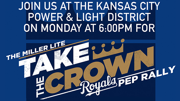 Miller Lite Take The Crown Royals Pep Rally!