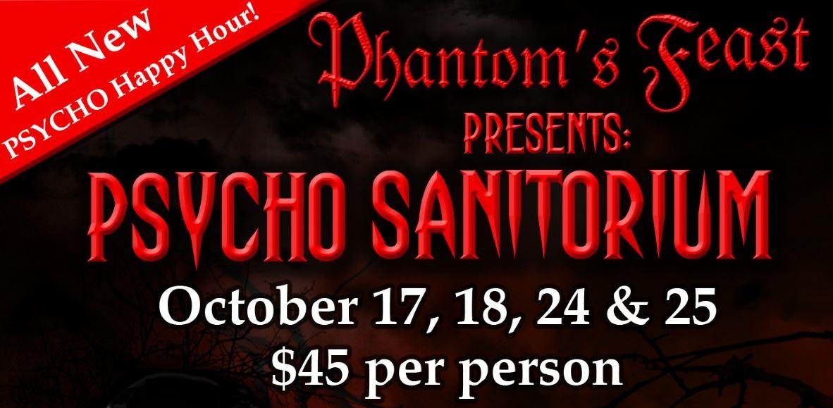KC Ren Fest's Phantom Feast!
