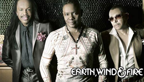 105.1 JACK-FM welcomes Earth, Wind and Fire to Starlight Theatre!