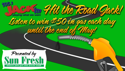 Hit the Road Jack presented by Sunfresh!