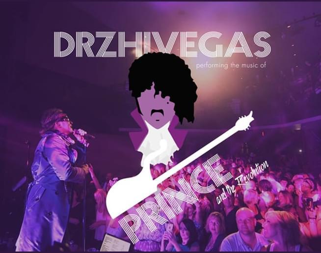 Prince Tribute – Dr. Zhivegas
