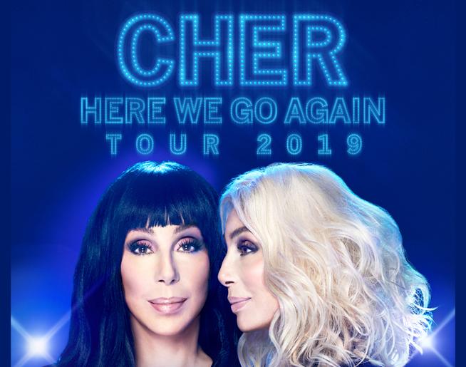 Rescheduled: Cher LIVE at Sprint Center October 2nd