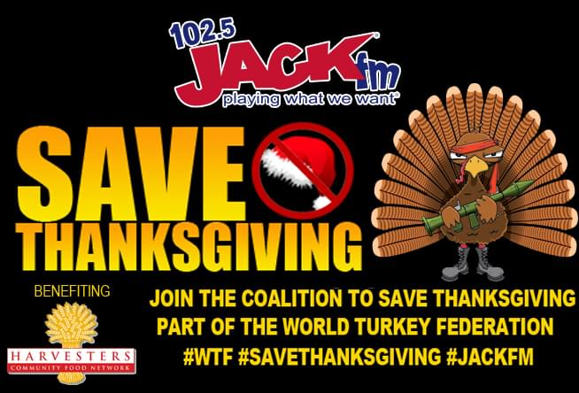 Join the Coalition to Save Thanksgiving!