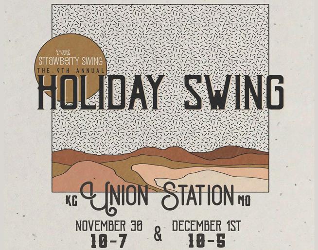 holiday swing