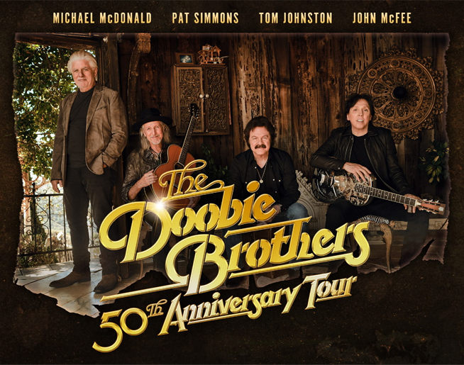 The Doobie Brothers at Starlight Theatre – Sept. 14, 2021