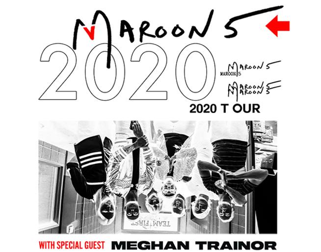 Maroon 5 // 8.27.2020 @ Sprint Center