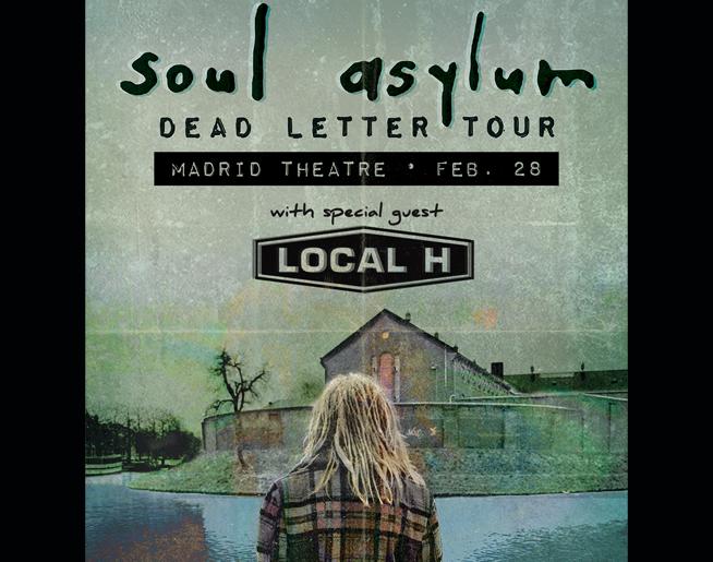 Soul Asylum at Madrid Theatre – Feb. 28