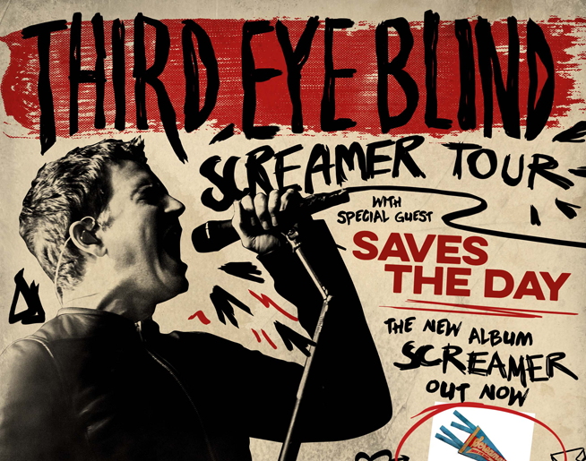 Third Eye Blind // 3.20 @ Uptown Theater