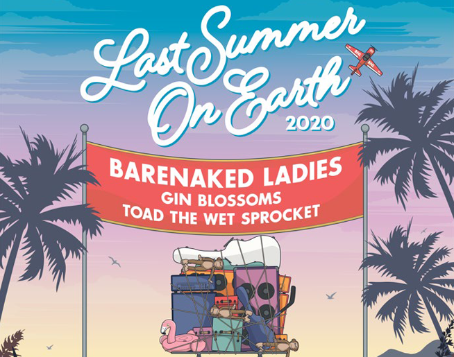 Barenaked Ladies at Starlight Theatre June 25th