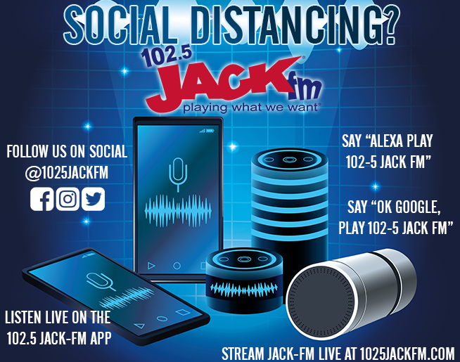 Social Distancing – Stay Connected