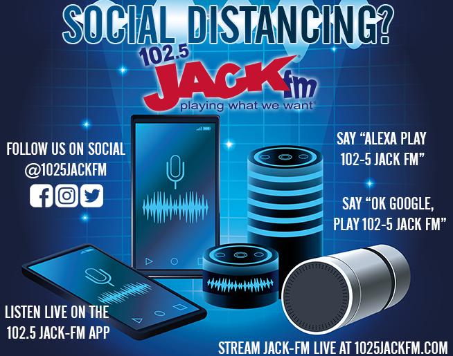 JACK Social Distancing
