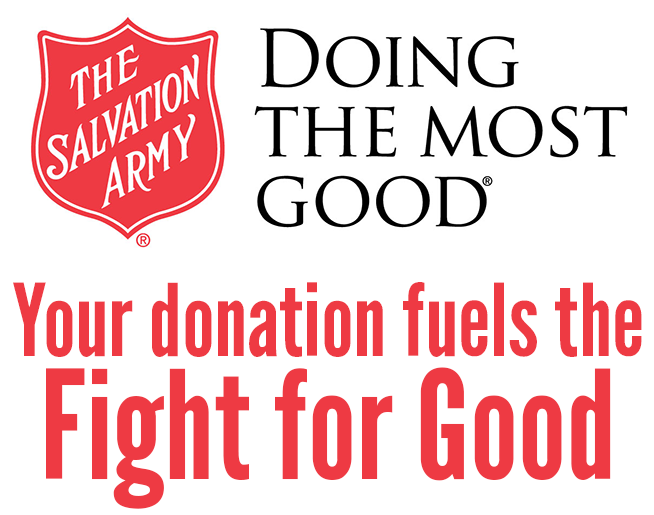Fuel the Fight for Good