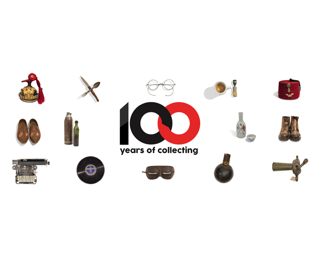 100 years of collecting