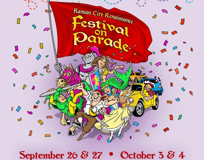 KC Ren Fest: Festival on Parade!