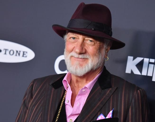 "Mick Fleetwood Joins TikTok To Recreate Viral ""Dreams"" Video"