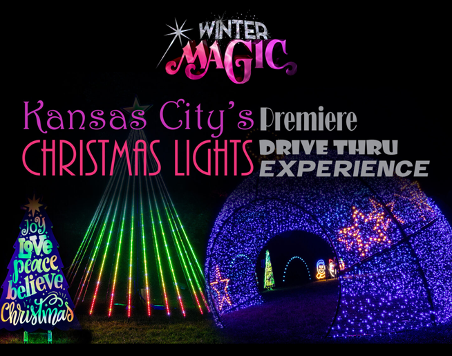 Winter Magic – KC's Premier Christmas Lights
