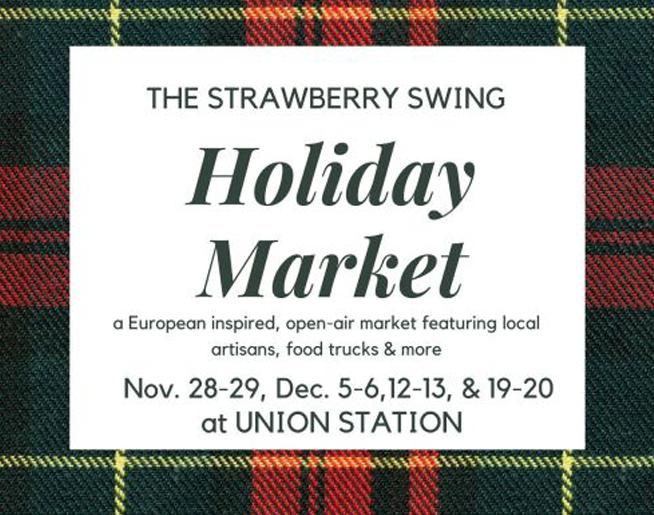 Holiday Market // Union Station