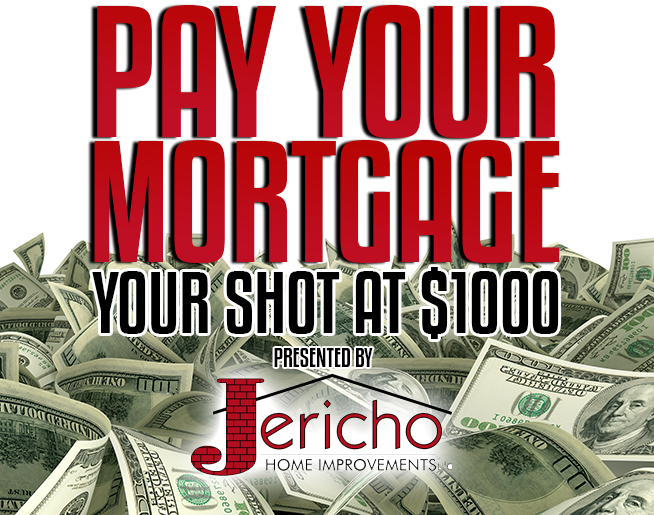 Pay Your Mortgage! Your chance at $1000!