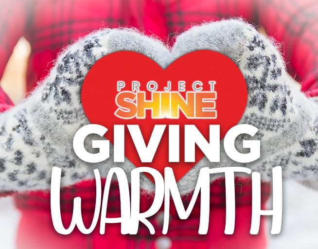 KEEP KC WARM – GIVING WARMTH