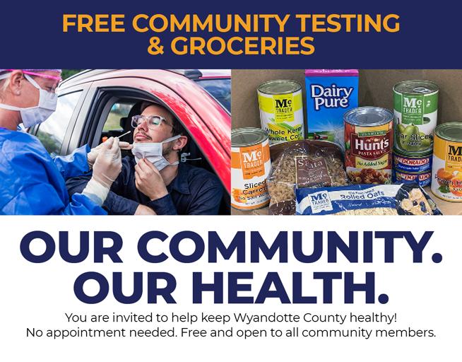 Wyandotte County Covid-19 Vaccines & Testing