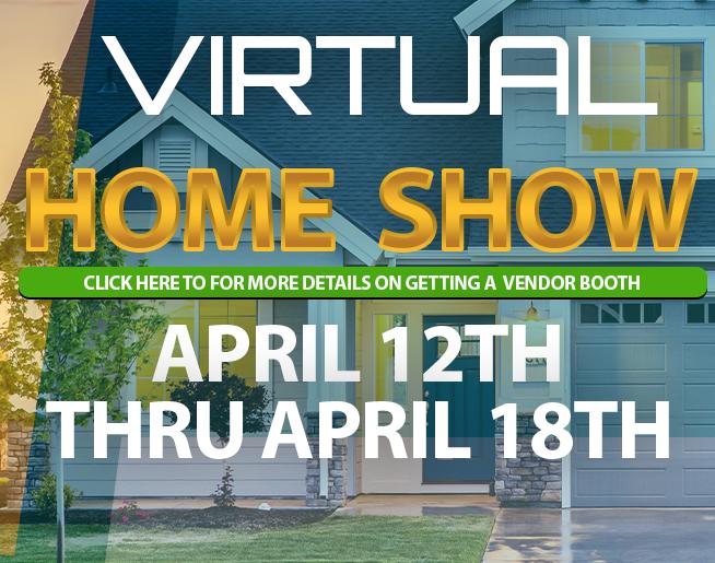 Home Show Promo Reel - VENDOR 4-12-18