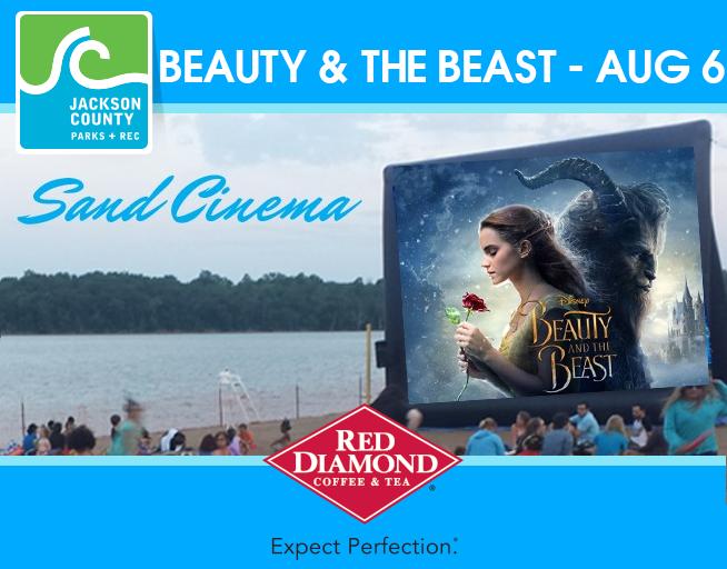 Sand Cinema – Beauty & The Beast – Aug 6