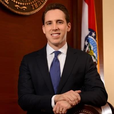 Missouri Senator Josh Hawley Reacts to Impeachment