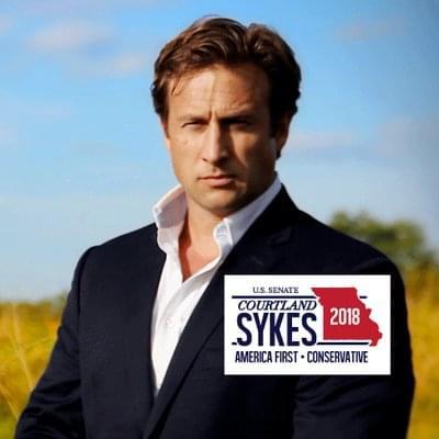 Missouri Senate Candidate Cortland Sykes Joins KCMO