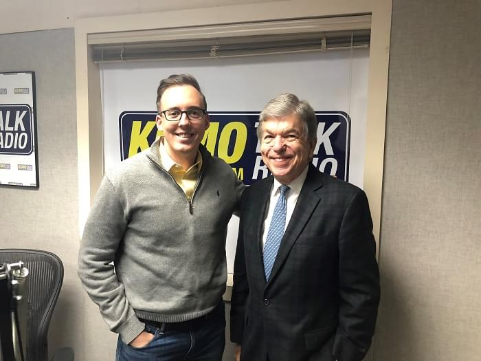 Roy Blunt Joins Pete Mundo on KCMO