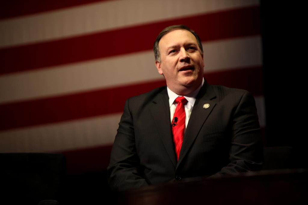 Secretary of State Mike Pompeo Joins Pete Mundo on KCMO