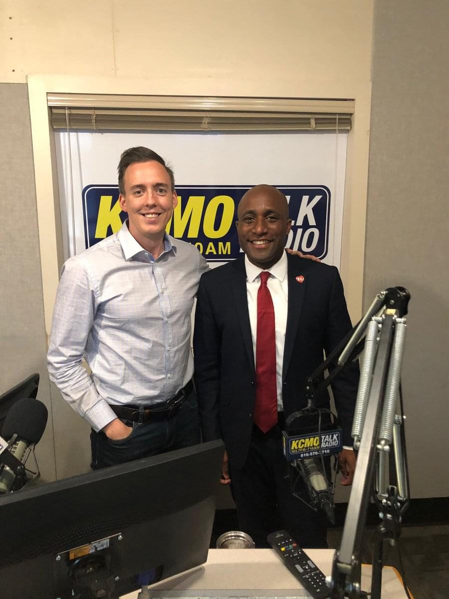 KCMO Mayor-Elect Quinton Lucas Joins Pete Mundo