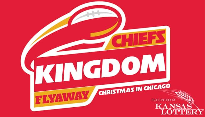 CHIEFS KINGDOM CHRISTMAS IN CHICAGO FLYAWAY
