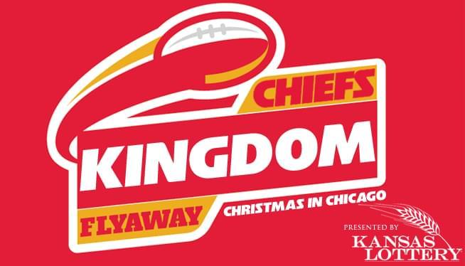 CHIEFS KINGDOM CHRISTMAS IN CHICAGO FLYAWAY