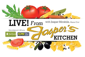 Live From Jasper's Kitchen Podcast