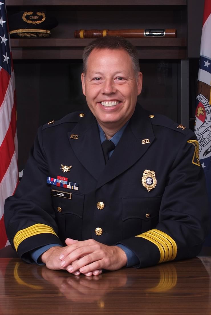 Kansas City Missouri Police Chief Rick Smith Talks With Pete Mundo on KCMO